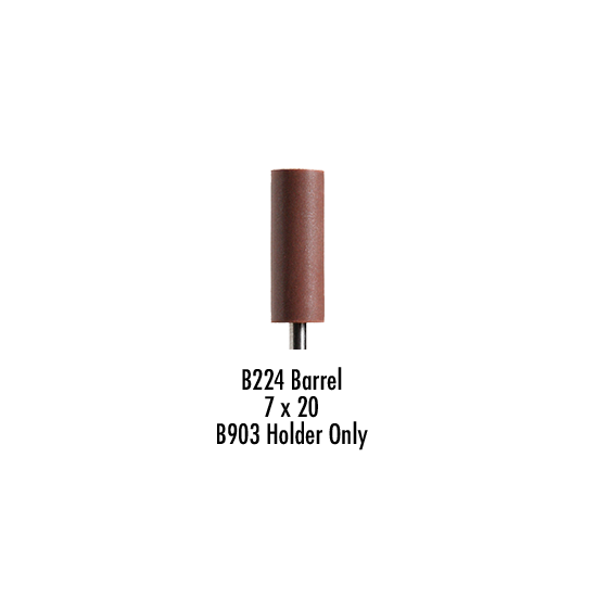 Wagner Silicone Cylinder - Brown 7/20 Fine For Non Precious Alloy Pack of 100 Pieces
