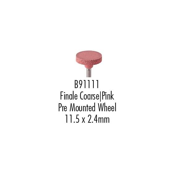 Finale Coarse Plus Pre Mounted Wheel 11.5x2.4mm